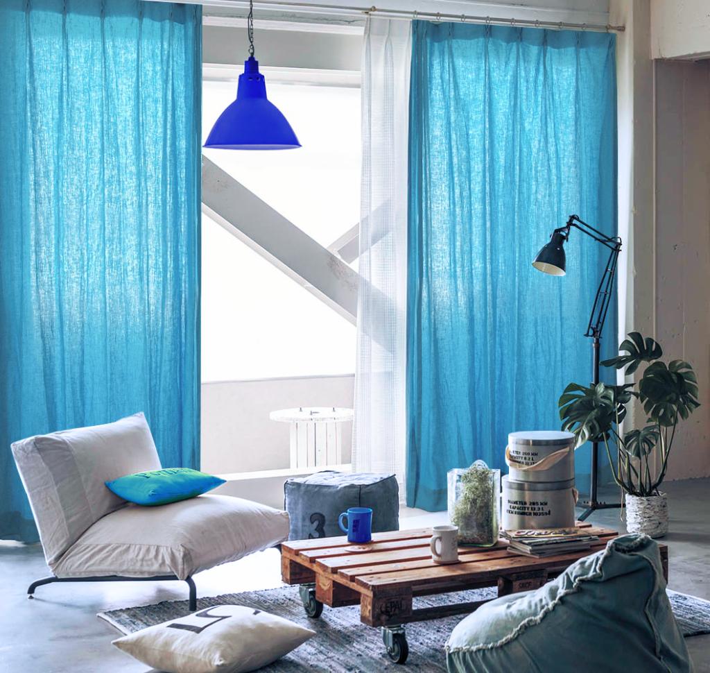 おしゃれなカーテンで窓辺からステキなお部屋に~おすすめカーテン特集