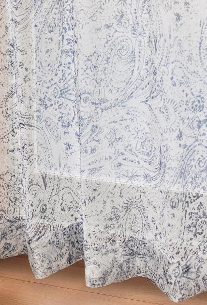 レースカーテンの裾