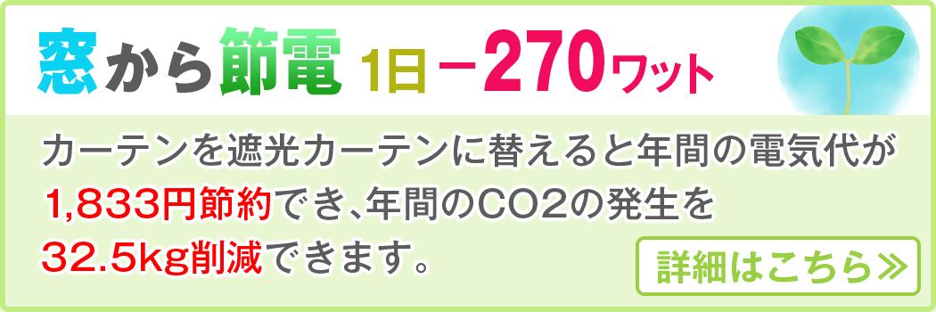 エコ替えの提案 年間の二酸化炭素削減量 32.5kg