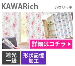 KAWA RICH(カワリッチ)